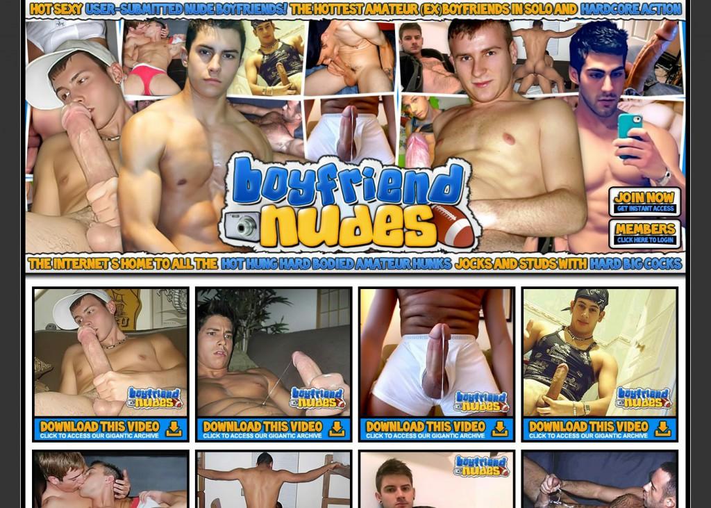 boyfriend nudes