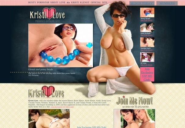 kristiloveklenot.com