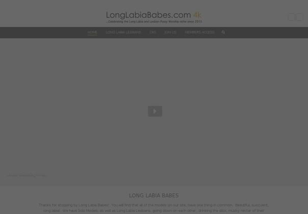 Long Labia Babes