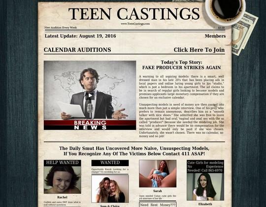 teencastings.com