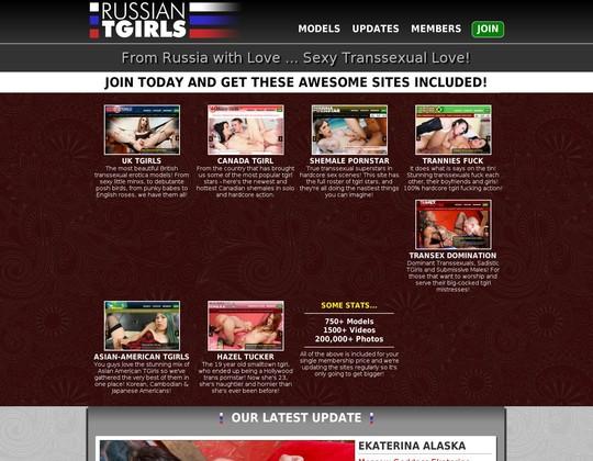 Russian T Girls