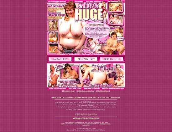 Shes Huge