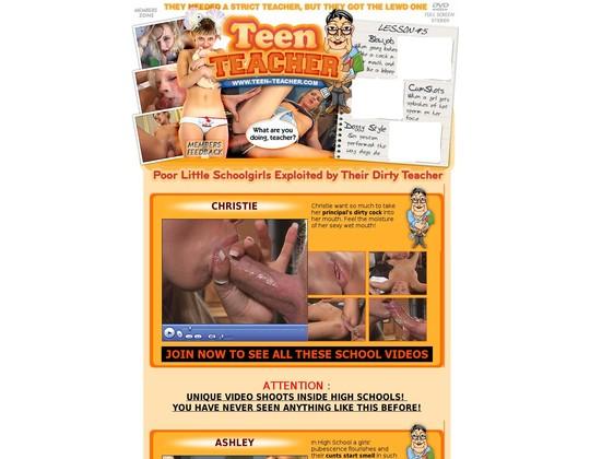 Teenteacher