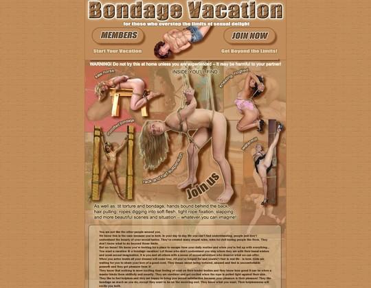 Bondagevacation