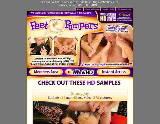Feetpumpers