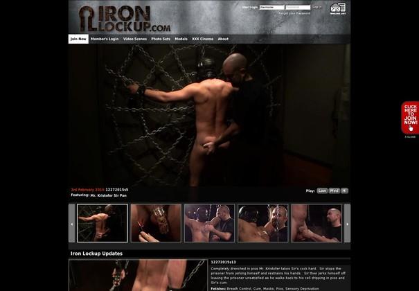 Ironlockup