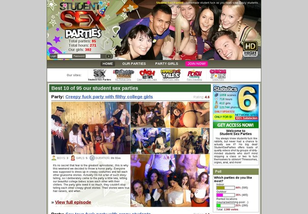 studentsexparties.com