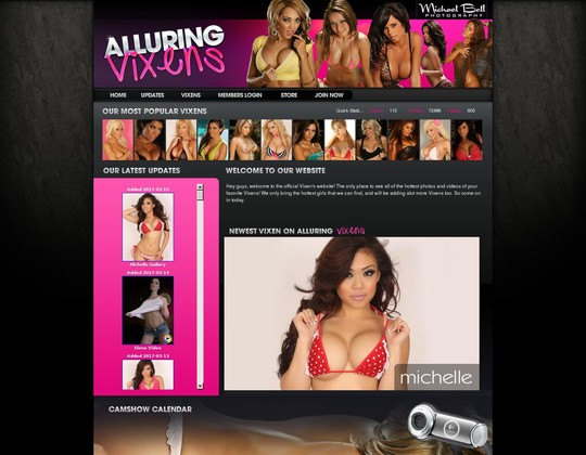 Alluring Vixens
