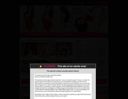 Emily Addison Official Website
