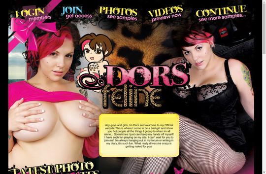 Dors Feline