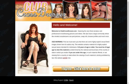 Club Cross Dresser