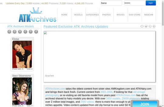 ATK Archives