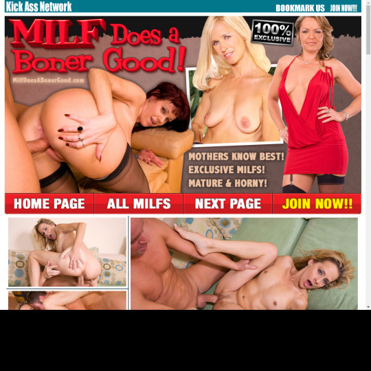 MILF Does A Boner Good
