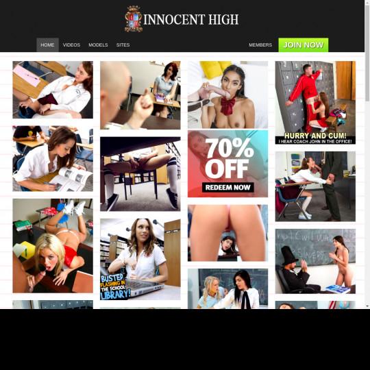 innocent high tour