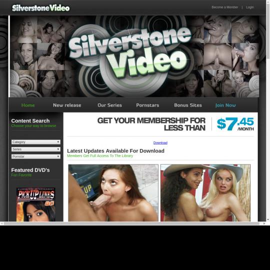silverstone video
