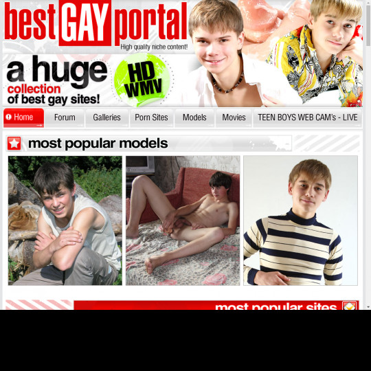 best gay portal