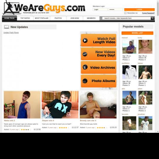 we are guys