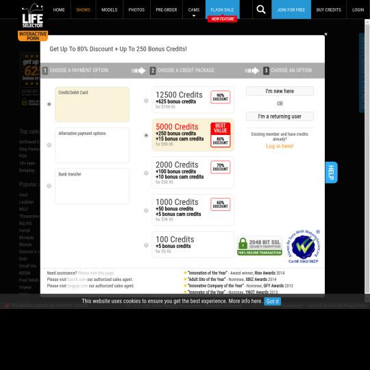 interactive gf