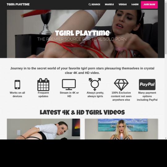 tgirl playtime