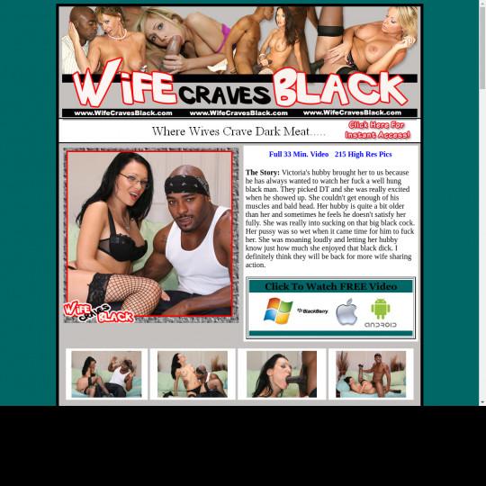 wife craves black